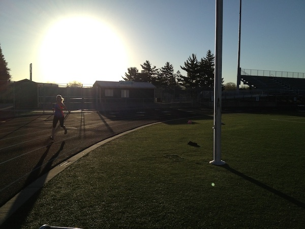Run M5 Track Workouts