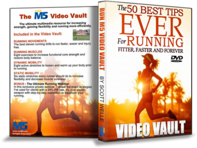 Run M5 Video Vault DVD
