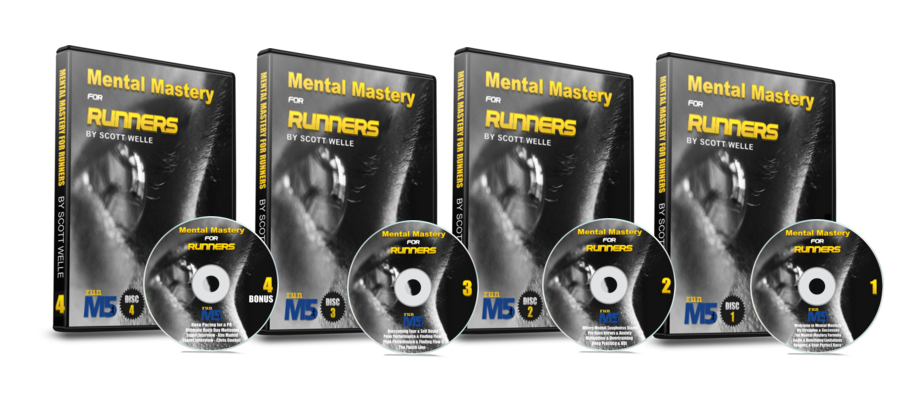 Mental Mastery 4 Disc Set